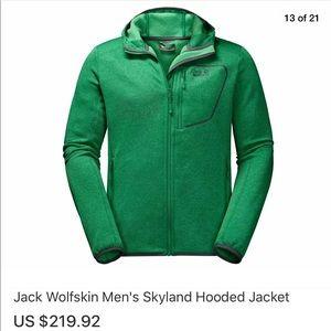 Jack Wolfskin Skyland Fleece Jacket - New W/O Tags